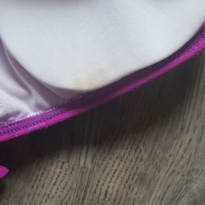Hula Honey Swim - Hula Honey Bikini Top New large Raspberry